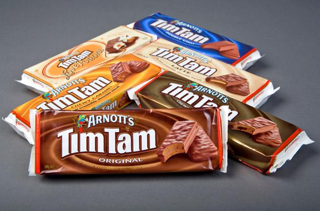 Tim Tam brand promotions