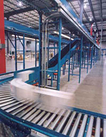 Numina Group Automated Conveyor