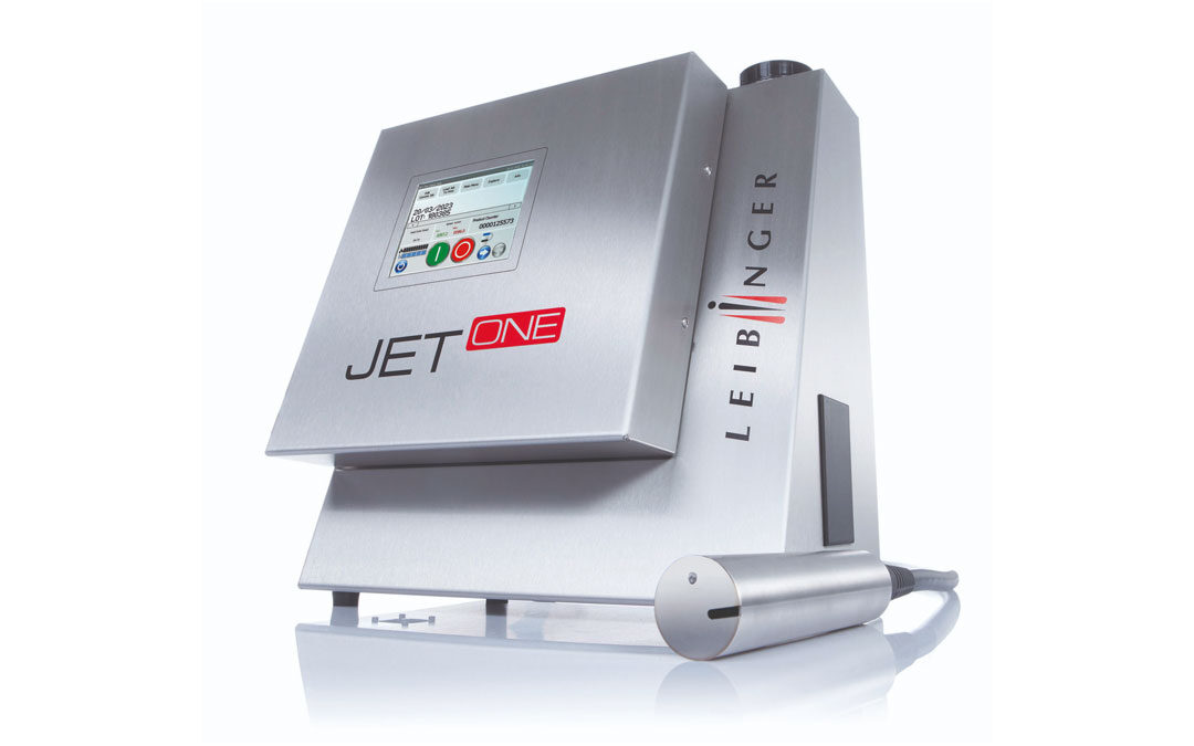 Leibinger JET1neo: Quality. Reliability. Cost.
