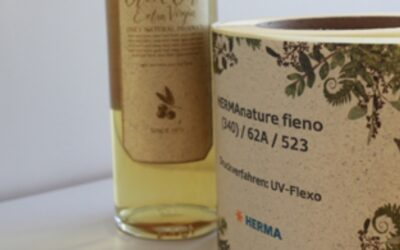 Three Cheers for HERMA's Exquisite Stock for Wine Labels