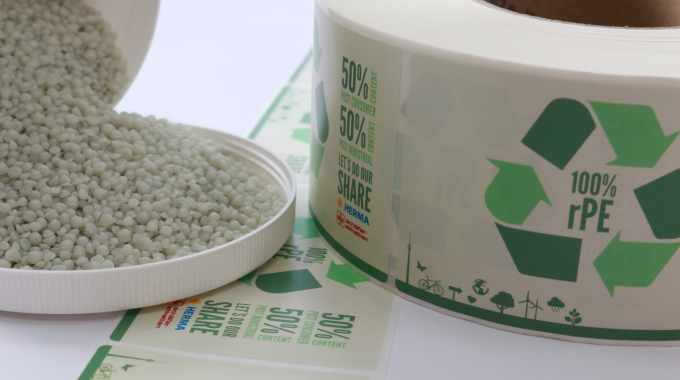 HERMA Sustainable Self Adhesive Materials