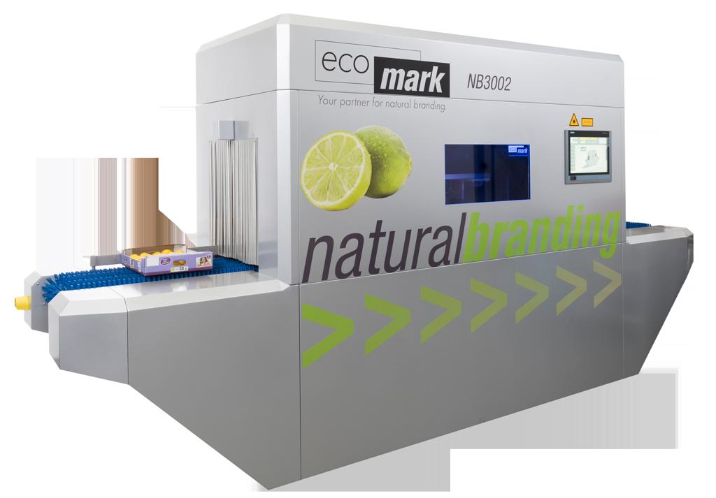 EcoMark Natural Branding Machine