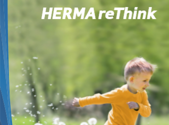 HERMA: Three New Recycled Label Materials