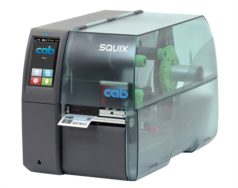 Cab Squix Desktop Printer