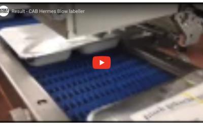 Cab Hermes Blow Labeller