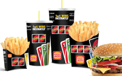 The Game is Better at Hungry Jack's